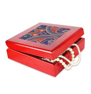 Majestic Paisley keepsake Box Jewellery Boxes By Kolorobia