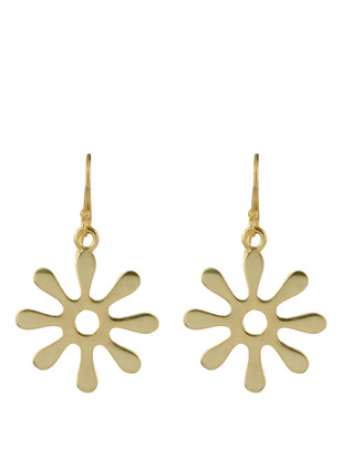 Classic Brass Earrings Set Earring By IMLI STREET