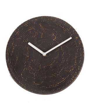 Wall O Clock - Antique Clock By Studio Saswata