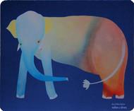 Babu Xavier Mousepad Mousepad By indian-colours