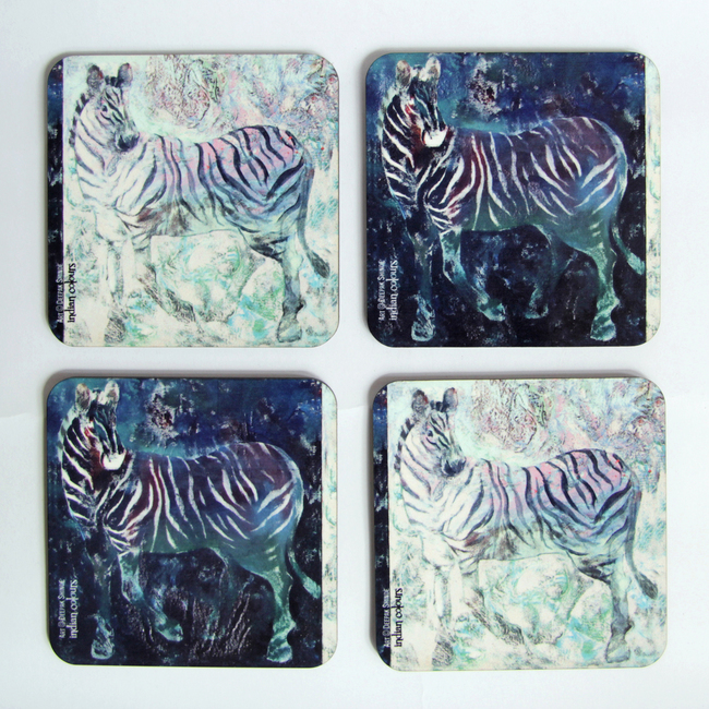 Coasters by Deepak Shinde Coaster Set By indian-colours