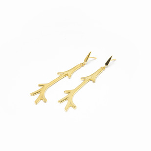HAPPINESS EARRINGS by MYO , Contemporary Earring