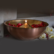 Lift Top Lau Diya Br Oil Lamp L Table Lamp By AKFD
