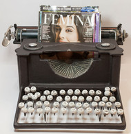 Typewriter magazine holder Furniture By THE ART SPA