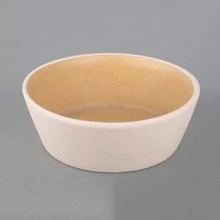 Basik Bowl large [Yellow] Kitchen Ware By Rayden Design Studio