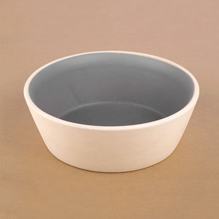 Basik Bowl large [Grey] Kitchen Ware By Rayden Design Studio
