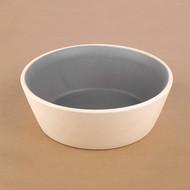 Grey bowl large