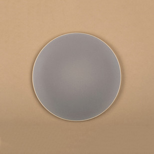 Basik Plate small [Grey] x 2 Kitchen Ware By Rayden Design Studio