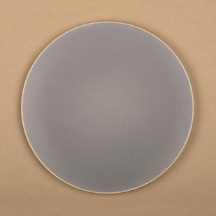 Basik Plate large [Grey] x 2 Kitchen Ware By Rayden Design Studio
