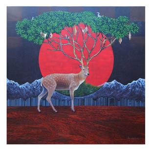 Untitled Digital Print by Pradip Unni,Fantasy