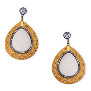 TRENDY DROP EARRING Earring By Symetree