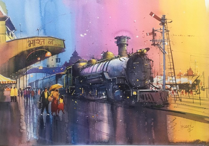 Classic Steam 3 By Bijay Biswaal