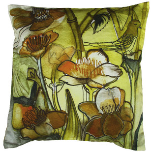 Cushion Cover by Shruti Nelson Cushion Cover By indian-colours