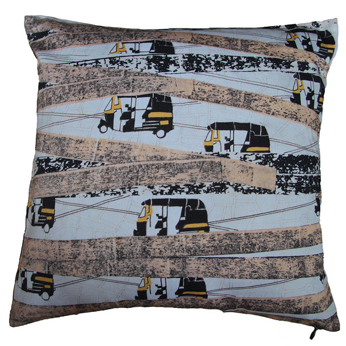 Cushion Cover by Aashna Jhaveri Cushion Cover By indian-colours