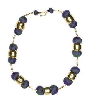 Pomo Necklace Necklace By Eisha Designs