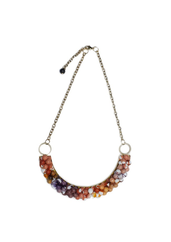 Puton Hasli by Eisha Designs, Art Jewellery Necklace