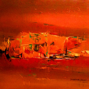Untitled Digital Print by Dnyaneshwar Dhavale ,Abstract