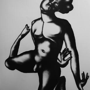 In love 3 Digital Print by Rajat Verma,Illustration