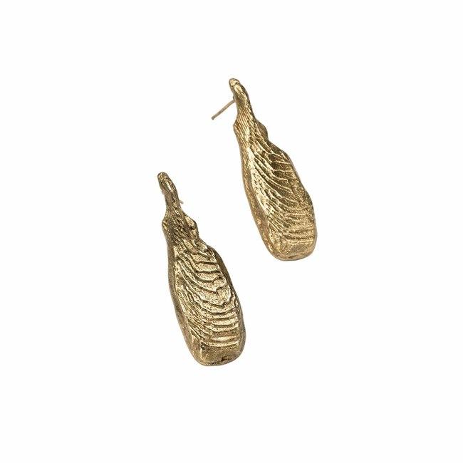 Ocean Drops 2 by Studio Kassa, Art Jewellery Earring