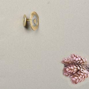 Lunar Disc Ring Ring By Studio Kassa
