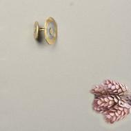 Lunar Disc Ring by Studio Kassa, Art Jewellery Ring