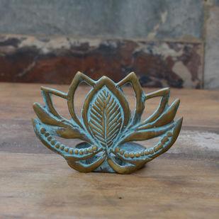 Lotus Tealight T-Light and Votive Holder By Takshni