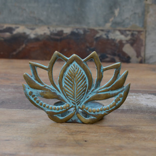 Lotus Tealight T-Light and Votive Holder By Takshni