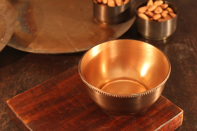 COURTYARD SHIVA ABHEER BOWL SMALL Kitchen Ware By COURTYARD