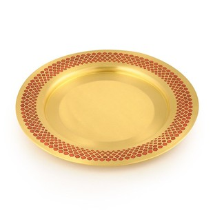COURTYARD AUROVILLE DINNER PLATE Kitchen Ware By COURTYARD