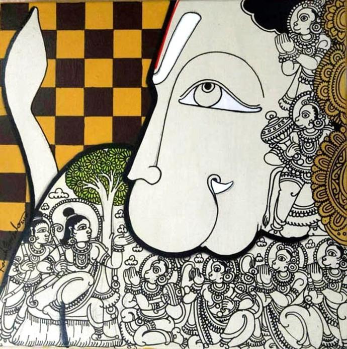 Untitled By Ramesh Gorjala
