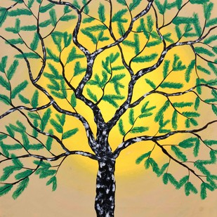 Tarvaya Digital Print by Sumit Mehndiratta,Expressionism