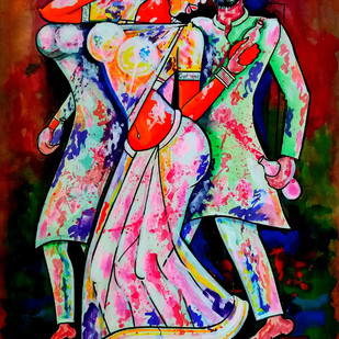 HOLI Digital Print by M D Rustum,Decorative
