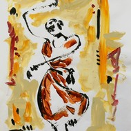 Ghanshyam kashyap  acrylic on paper  16x12 inches 2011 mcp3626 %282%29