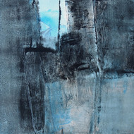Untitled  20 acrylic on canvas  12x12 price 10 000
