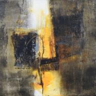 Untitled  9 acrylic on canvas  12x12 price 10 000