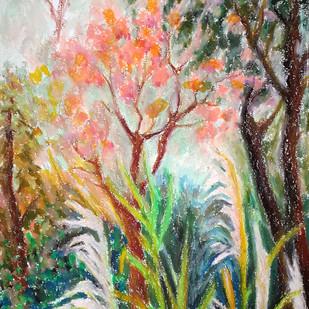 Forest Digital Print by Shalini Sinha,Impressionism