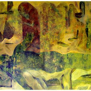 Mindscape I Digital Print by Prabin Kumar Nath,Expressionism