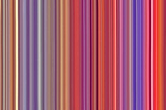 Walking Lines 5 by Vishwanath Mishra, Geometrical Digital Art, Digital Print on Canvas, Purple color