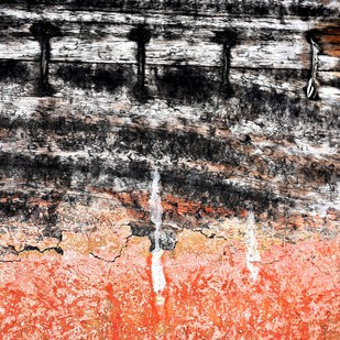 Catamaran Abstract by Shafi, Image Photography, Digital Print on Paper, Gray color