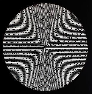 Bluff Point-I Digital Print by Anni Kumari,Geometrical