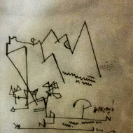 Landscape ink on paper  6%e2%80%9dx 8%e2%80%9d by ganesh haloi rs 120000 year 2002