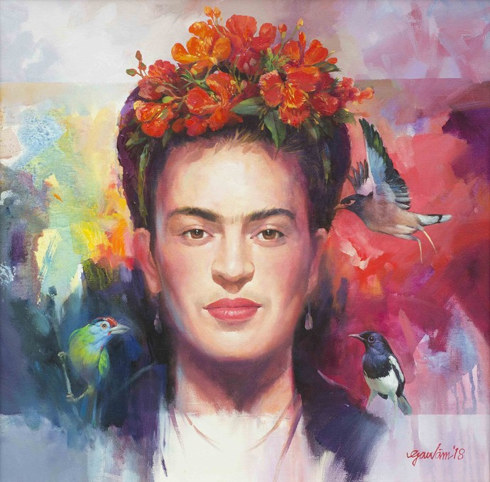 My Frida 1 By Gautam Sarkar