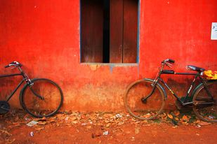 Going Nowhere by Shuchi Pandya, Image Photography, Digital Print on Paper,
