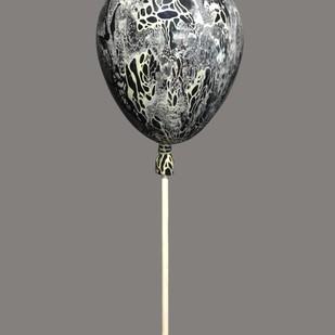 Curbed Childhood by Vernika , Art Deco Sculpture | 3D, Fiber Glass, Gray color