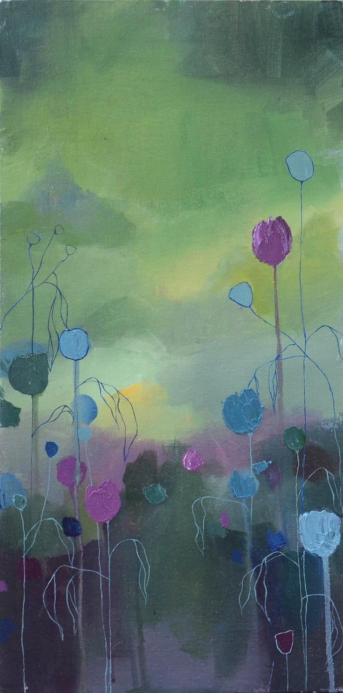 Dark Fields By Mitisha
