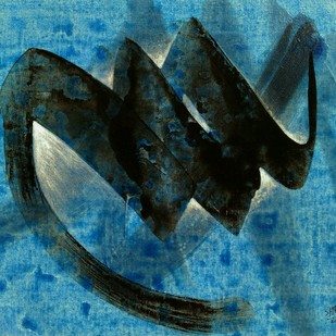 Tandav-03 Digital Print by Shirish Deshpande,Abstract