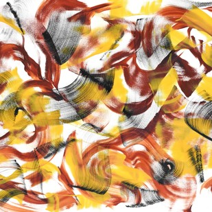 Untitled No. 66 Digital Print by Sumit Mehndiratta,Abstract
