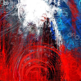 Abstract 73 Digital Print by The Print Studio,Abstract