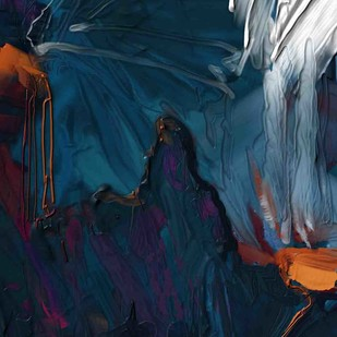 Abstract - 118 Digital Print by The Print Studio,Abstract