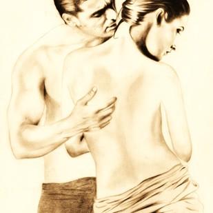 Love Digital Print by Shitiz Raikwar,Illustration